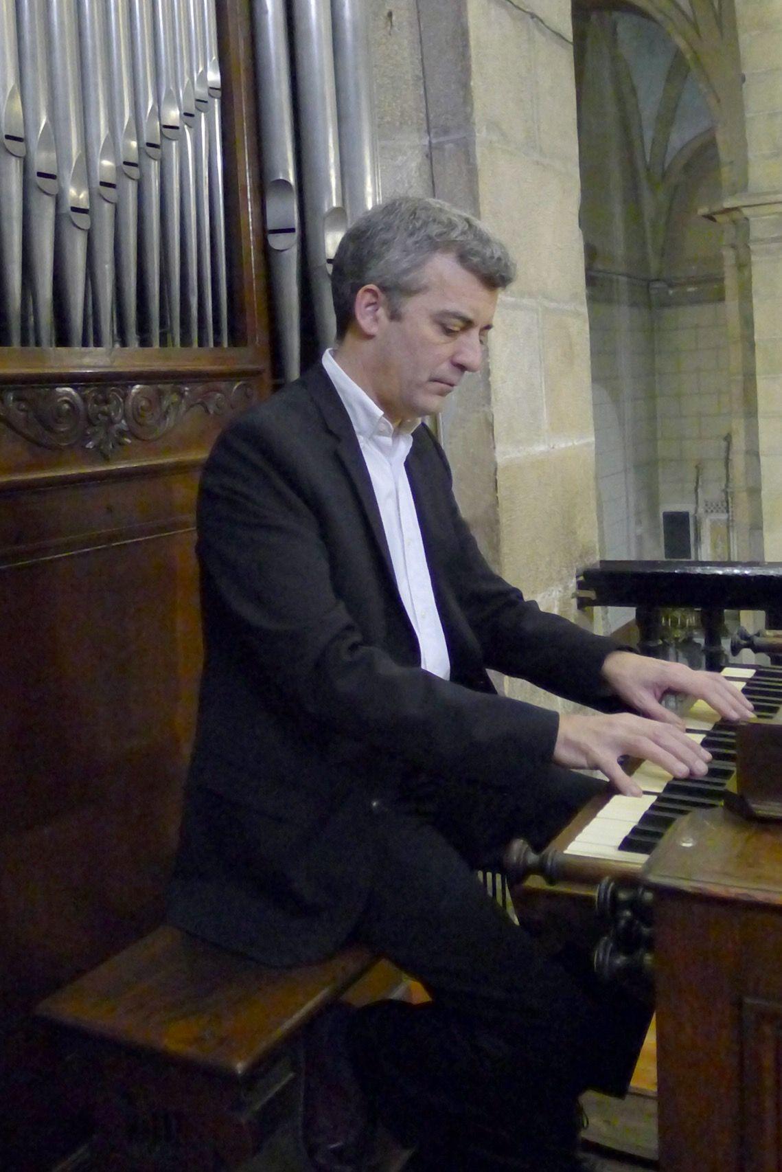 Un organiste grand connaisseur du répertoire choral