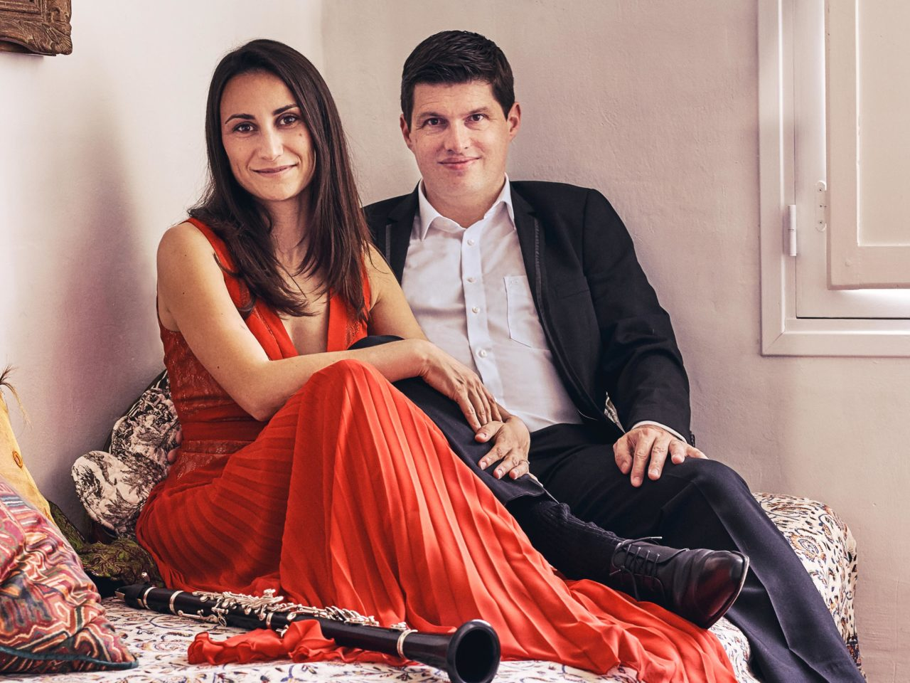 Une remarquable complicité musicale entre Eva Villegas et Brice Montagnoux